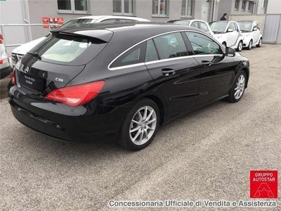 usata Mercedes CLA200 Classe CLAd S.W. Automatic Executive