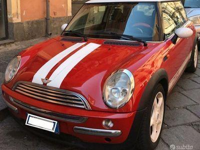 usata Mini Cooper 1600 benzina e GPL