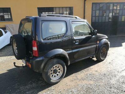 usado Suzuki Jimny diesel da ripristinare