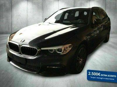 usata BMW 540 Serie 5 540 i Touring xdrive Msport auto