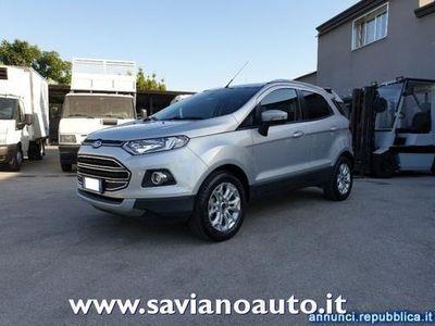 usata Ford Econoline ECOSPORT 1.5 TDCi 95 CV Titanium Frattaminore