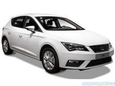 usado Seat Leon 1.6 TDI 110 CV 5p. Start/Stop-Solo a noleggio.