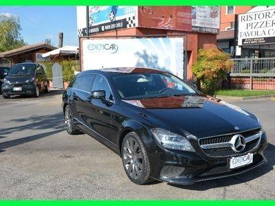 gebraucht Mercedes CLS220 SW BlueTEC Sport
