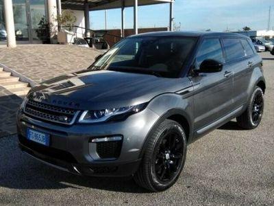 usata Land Rover Range Rover evoque 2.0 TD4 180 CV 5p. SE Dynamic