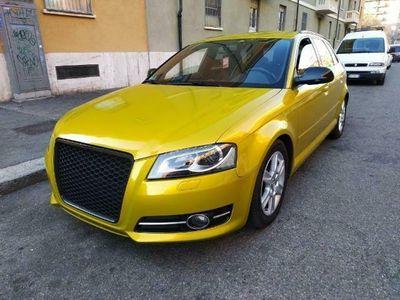 usata Audi A3 UNICA XENON PIONEER CLIMA AUTOMATICO SCARICO INOX