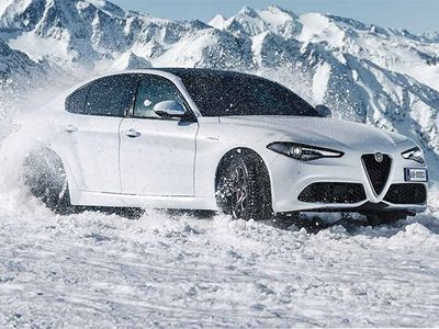 gebraucht Alfa Romeo Giulia 2.2 Turbodiesel 150 CV AT8 Executive