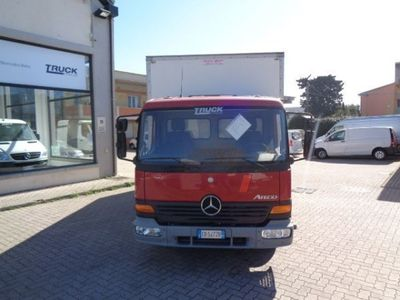 usata Mercedes 190 mercedes benz atego 815 cdi