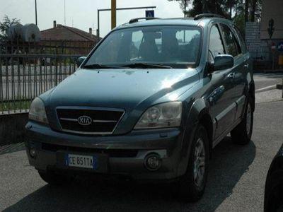 usata Kia Sorento 2.5 16V CRDI 4WD EX Top