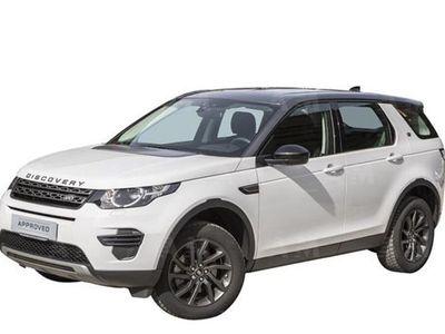 usata Land Rover Discovery Sport 2.0 TD4 150 CV Graphite Edition