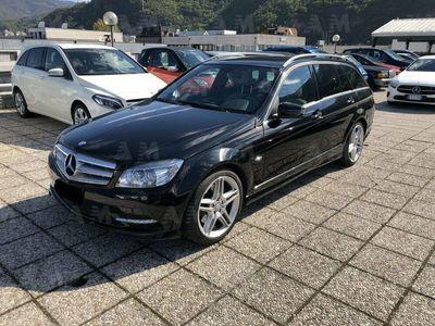 usata Mercedes 350 Classe C Station WagonCDI BlueEFFICIENCY Avantg.AMG del 2010 usata a Bolzano/Bozen