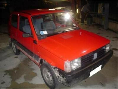 usata Fiat Panda 4x4 1.1 G.Traino