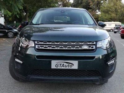 brugt Land Rover Discovery Sport 2.0 TD4 150 CV Pure