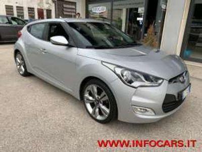 usata Hyundai Veloster 1.6 GDI 140 CV Sport Benzina