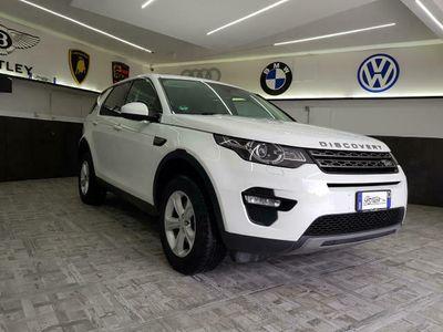 used Land Rover Discovery Sport 2.0 TD4 HSE UNICO PROPIETARIO-KM CERTIFICAT