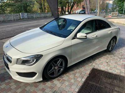 usata Mercedes CLA250 4Matic Automatic Premium