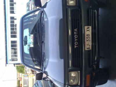 used Toyota 4 Runner 4 Runner 2.4 turbodiesel 5 porte