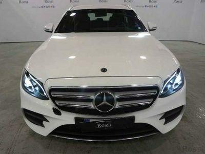 usata Mercedes E220 SW d Premium 4matic auto