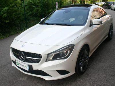 brugt Mercedes 170 CLA - C117 220 cdi Sportauto