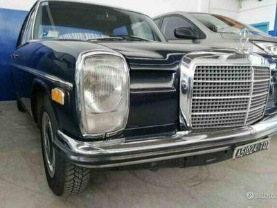 usata Mercedes 200 w114-w115