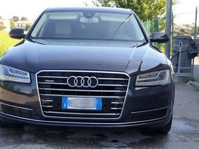 usata Audi A8 3.0 TDI 258 CV clean diesel quattro t