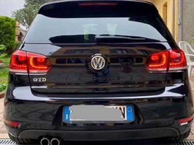 usata VW Golf VI 2.0 TDI 170CV DPF DSG 5p. GTD