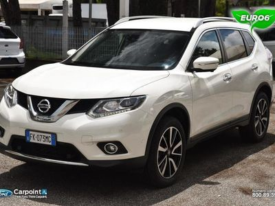 brugt Nissan X-Trail 1.6 dci Tekna 2wd E6