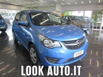 usata Opel Karl 1.0 73CV - ADVANCE - CLIMA - GPL - NUOVA- G 36 rif. 7289876