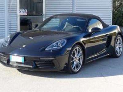 usata Porsche 718 boxster 2.0 aut. full opt. approved benzina