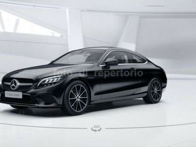 usata Mercedes C200 CLASSE C COUPÉd EXECUTIVE
