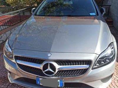 usata Mercedes CLS250 SW BlueTEC 4Matic Sport