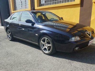 usata Alfa Romeo 166 2.4 JTD 140 CV 5 PT. - OCCASIONE !