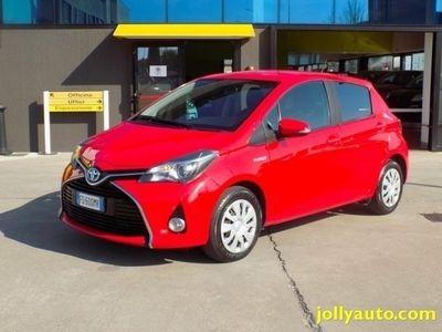 usata Toyota Yaris 1.5 Hybrid 5P Business Automatico OK NEOPATENTATI