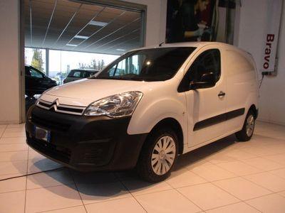 "usata Citroën Berlingo 1.6 HDi 90CV FAP Van 2 posti L1 ""COIBENTATO"""