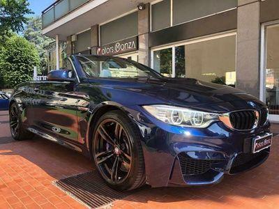 usata BMW M4 Cabriolet - *Ufficiale Italiana