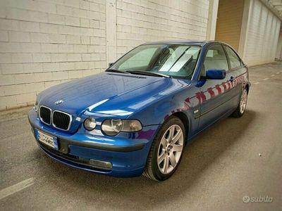 usata BMW 318 Compact e46