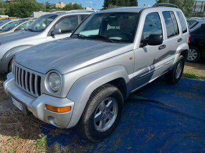 usata Jeep Cherokee -