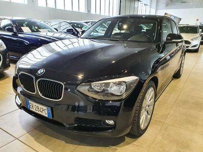 usata BMW 120 d xDrive 5p. Urban UNIPROPRIETARIO, SENSORI!!!