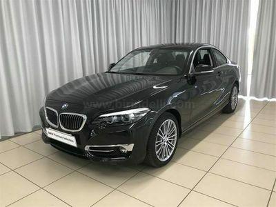 usata BMW 218 Serie 2 Coupé d Luxury aut. del 2019 usata a Vinci