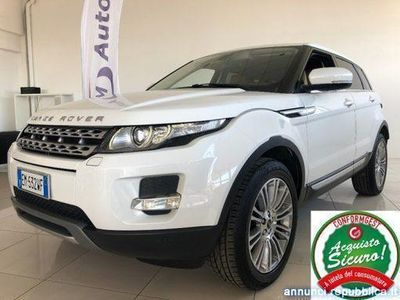 brugt Land Rover Range Rover 2.2 TD4 5p. Dynamic Selvazzano Dentro