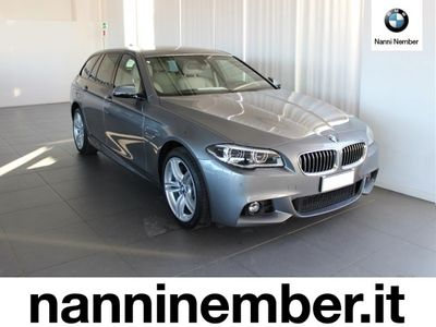 usata BMW 530 d xDrive 249CV Touring Msport rif. 7342319