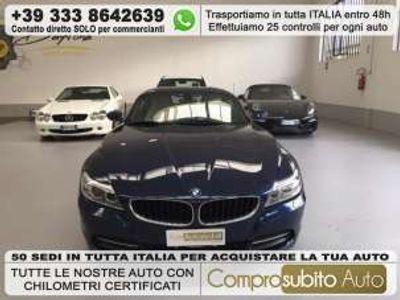usata BMW Z4 sDrive18i Benzina