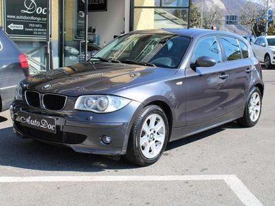 usata BMW 118 D 122 CV 5PORTE ATTIVA - VENDITA A COMMERCIANTI