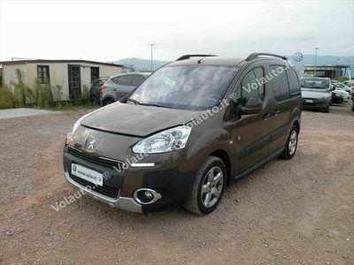 usata Peugeot Partner Tepee partner t. 1.6 e-hdi Outdoor s&s 92cv