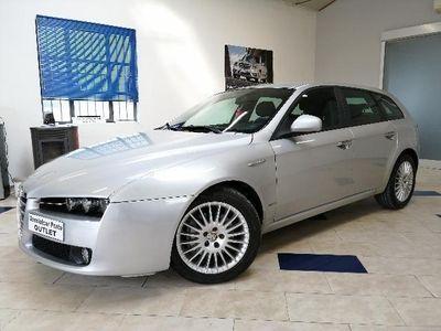brugt Alfa Romeo 159 2.0 jTDm Sportwagon