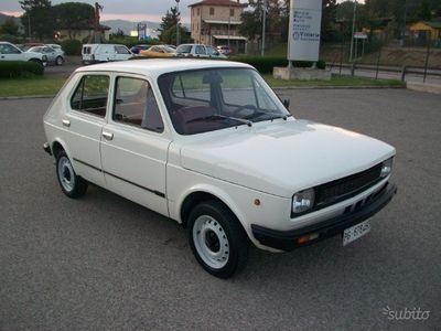 usata Fiat 127 5 PORTE anno 1980