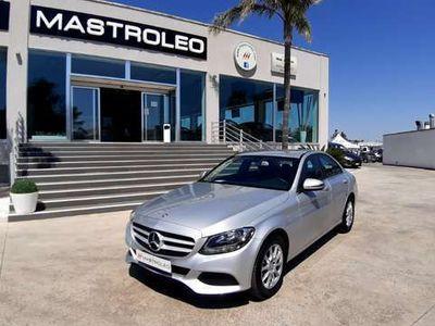 usata Mercedes C180 ClasseD Executive