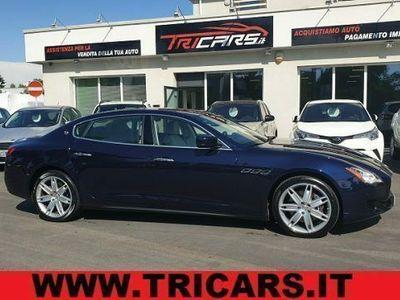 usata Maserati Quattroporte 3.0 V6 S Q4 Granlusso