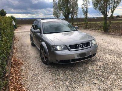 usata Audi A6 2.5 V6 TDI/180CV cat Avant qu. tiptro
