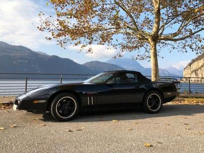 usata Corvette C4 d'epoca del 1988 a Lissone