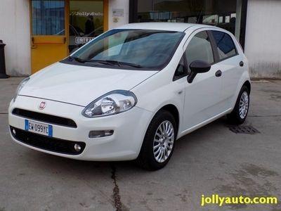 used Fiat Punto 1.3 MJT 75CV 5P Van E5+ AUTOCARRO 4 POSTI